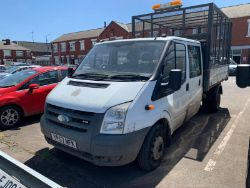 Ford Transit Tipper - ENTRY DIRECT FROM LOCAL AUTHORITY