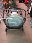 Sealey IR37 Infrared Paraffin/Kerosene/Diesel Heater