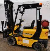 Hyundai Gas Forklift