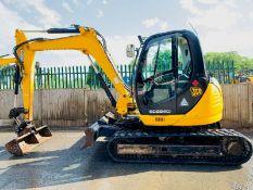 JCB 8085 ECO Excavator 2013