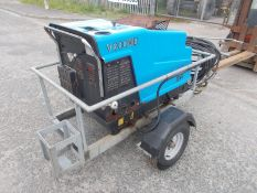 Edge V 200 MD Towable Hot and Cold Diesel Engined Pressure Washer