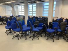 x10 Gas Lift Chairs