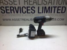 "Bosch GDS 18v Li H 1/2"" Buzz Gun with 18v 2.6ah Battery & Charger"