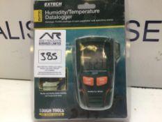 Extech Humidity / Temperature Datalogger
