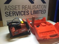 Hilti DC-SE20 Wall Chaser Set New In Box 110v