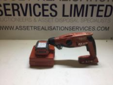 Hilti TE2-A22 Cordless SDS Hammer Drill with Charger & Battery