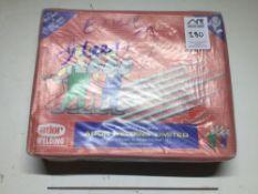 X5 =20kg Mild Steel Electrodes / Sticks 2.5mm / 350mm / 5kg per box