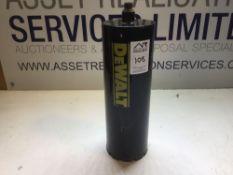 Dewalt 127mm/350L core bit