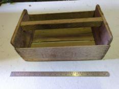 5 x Vintage Dutch tray - 40 x 30cm
