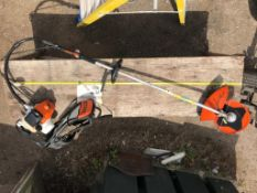 Stihl FR 480C Stimmer / Brush cutter - Never used - bought in 2012 - Manula incuded - perised pipe