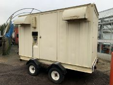 Towable Generator 7.5 Kva Fitted With AMF