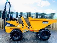 Thwaites MACH 570 3 Tonne Straight Tip Dumper 2019