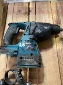 Makita DHR 243 rotary hammer drill