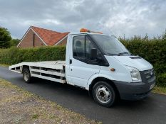 2008 Ford transit T350 Recovery Truck