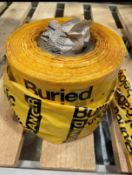 Roll Of Buried Electric Cable Tape