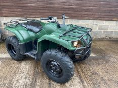 Yamaha Grizzly 350 Farm Quad