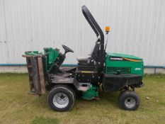 2009 Ransomes 2250 Parkway Plus Ride on Mower