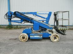 2008 Nifty lift HR 12 Cherry Picker Access Platform Scissor Lift