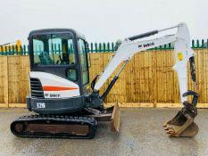Bobcat E26 Excavator 2013