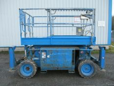 2007 Skyjack 6826 RT 4wd Scissor Lift Access Platform Cherry Picker MEWP Genie