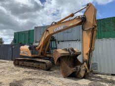 Case Excavator CX 210 2008