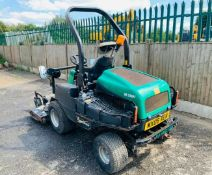 Ransomes Rotary Mower HR3300T 2009 4 WD
