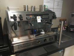 La Spaziale Caffe D'autone S5 Espresso Machine