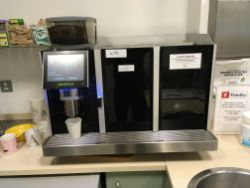 Eversys E4M Bean to Cup Coffee Machine