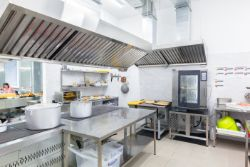 Day 1 **Zero Reserve** On behalf of Private Investment Company, Entire Contents of Commercial Kitchen Including Blast Chillers, Ovens and More!