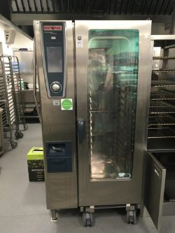 Rational SCC WE201G Gas Fired Combi Oven