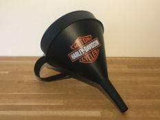 Medium Harley Davidson Motorcycles Oil Funnel