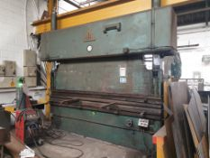 Barnes heavy industrial Press Brake