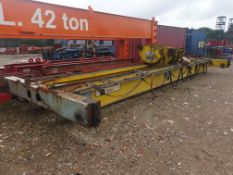 Gantry Crab with 5 Tonne rated winch