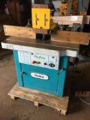 Wadkin BEL Spindle Moulder. No.95951. YOM 1995