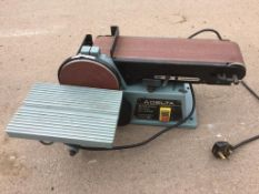 Delta P9902 Disc And Belt Sander