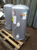 Kingspan Albion Ultrasteel AYD90SLMERP 90 litre. 29kg. Insulated Water Tank