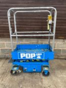 Pop Up Lift Access Platform