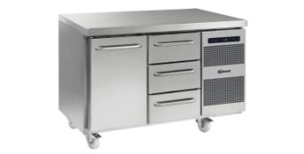 Gastro K 1407 CSG A DL/3D C1 U refrigerated counter