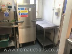 Winterhalter Dishwashing Machine