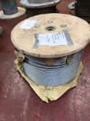 14MM DIA WIRE ROPE ON DRUM CIRCA 1000M
