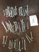 57 X SPANNERS