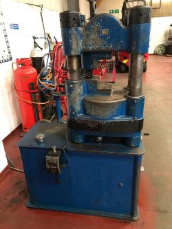 Sale of Wire Making machinery and associated tooling from Major UK Hire Company
