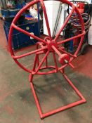 LARGE WIRE ROPE WINDER