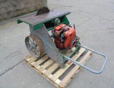 Petter Single Cylinder Diesel Sawbench NO VAT