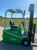 Cesab Electric Forklift Truck