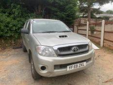 Toyota Hilux HL2D-4D 4x4