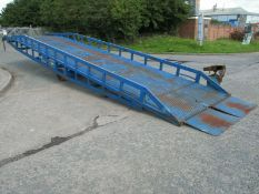 Chase Container Loading Ramp