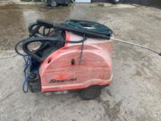 Karcher Hot and Cold Diesel Power Washer
