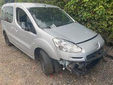 2014 Peugeot partner Tepee S HDI