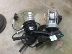 Inspection lamps to 240v